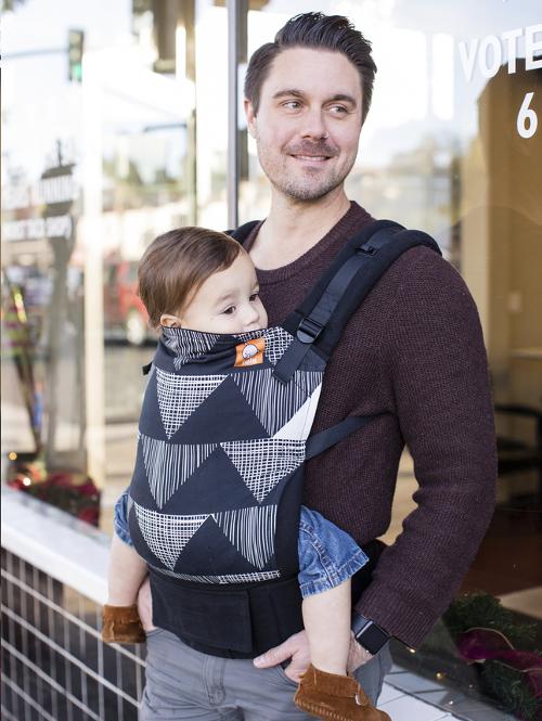 Tula Toddler Illusion porte-bébé physiologique
