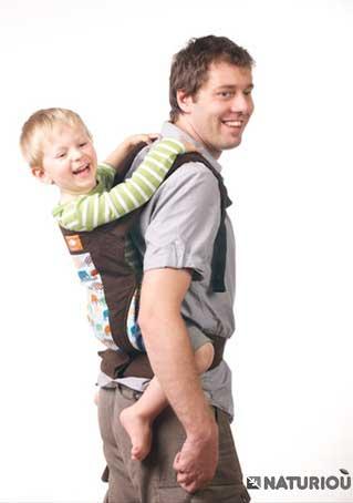 Porte-bébés physiologique TULA au meilleur prix - Naturiou f97fa0128d9
