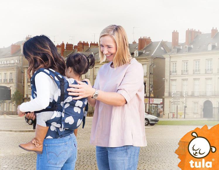 Le nouveau porte-bébé Tula Free To Grow - Naturiou 8bf41ce58e9