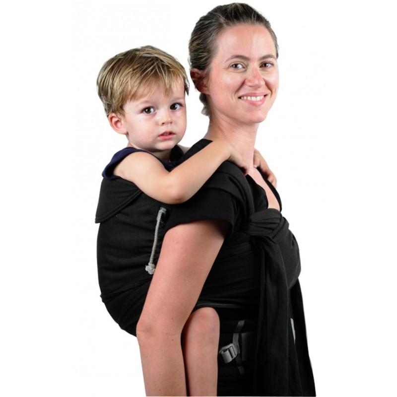 Avec les nouveaux porte-bébés vous pouvez portez jusqu à 5 ans 47570e87fae
