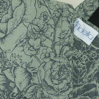 motifs jacquard fusion fidella wilde rose édition limitée