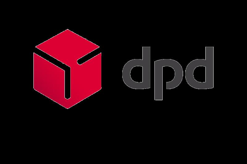 Logo Dpd expédition porte-bébés physio pour naturiou