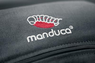 Logo nouveau Manduca gris rouge