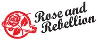 logo rose and rebellion
