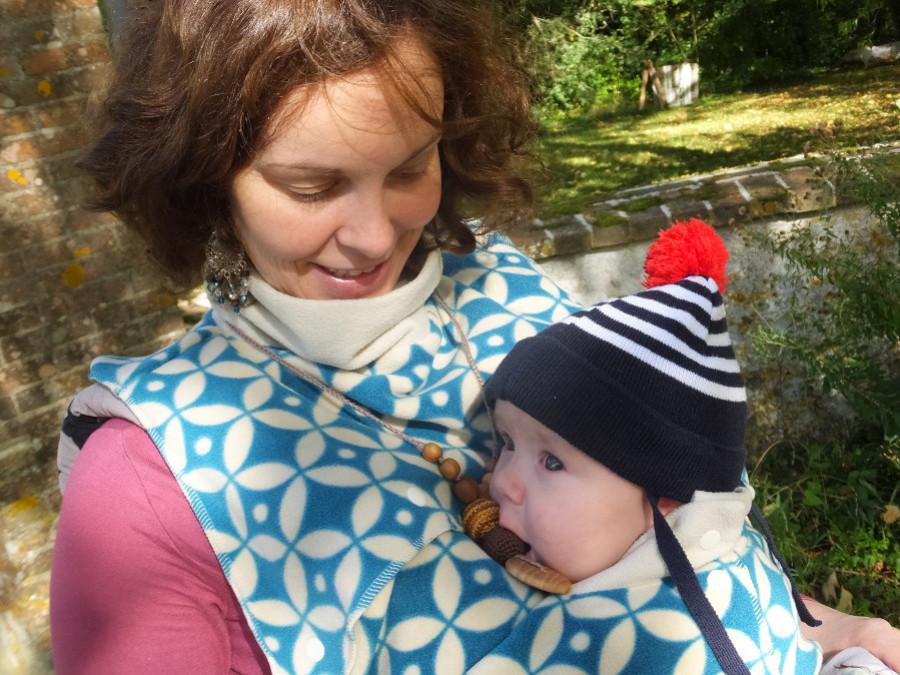 L'Avis de Lilas sur les colliers de portage et d'allaitement Kangaroocare