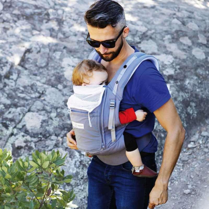 Quel porte-bébé léger et facile choisir pour vos vacances  ?