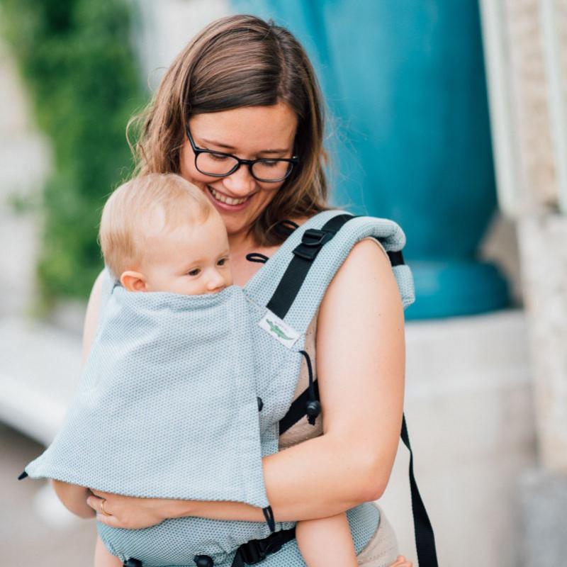 Tout savoir sur le porte-bébé Buzzidil Standard