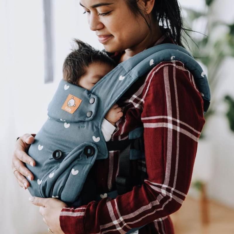 Notre avis sur le porte-bébé Tula Explore