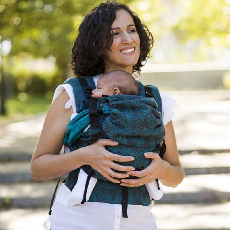 Notre avis sur le porte-bébé Easy Emeibaby Babysize