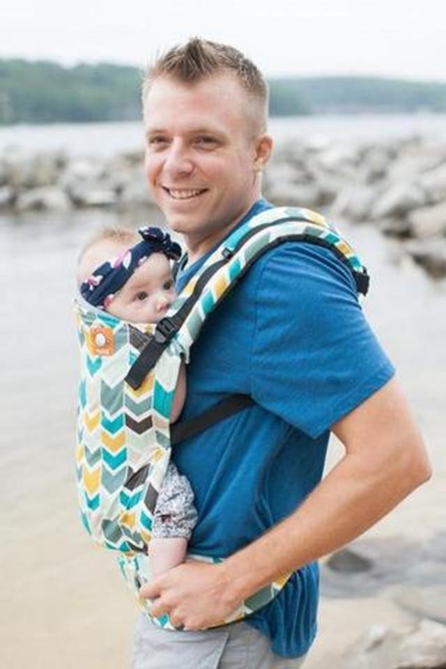 Les tous derniers porte-bébés Tula chez Naturioù : Agathe, Jack et Wild Heart