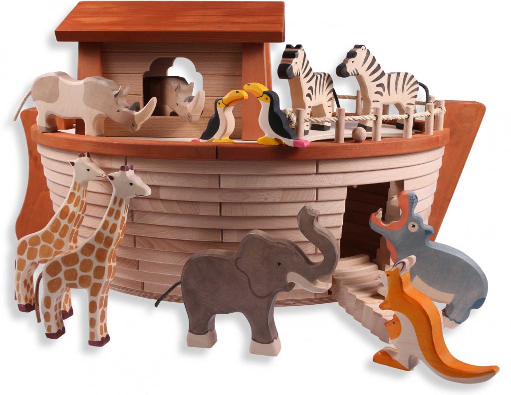 Figurines en bois Holztiger testée et approuvée