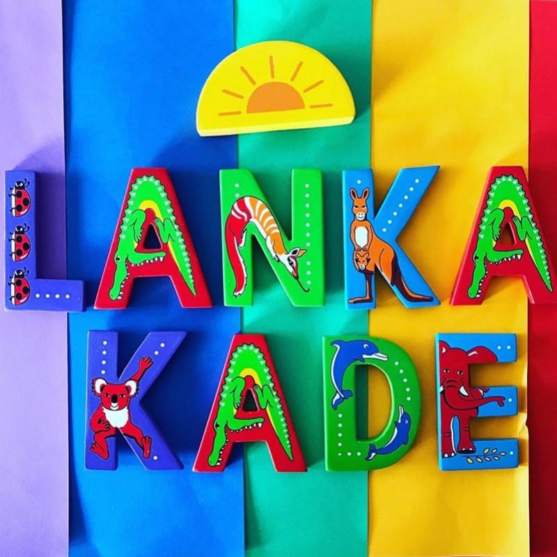 Lanka Kade, les jouets en bois recyclés