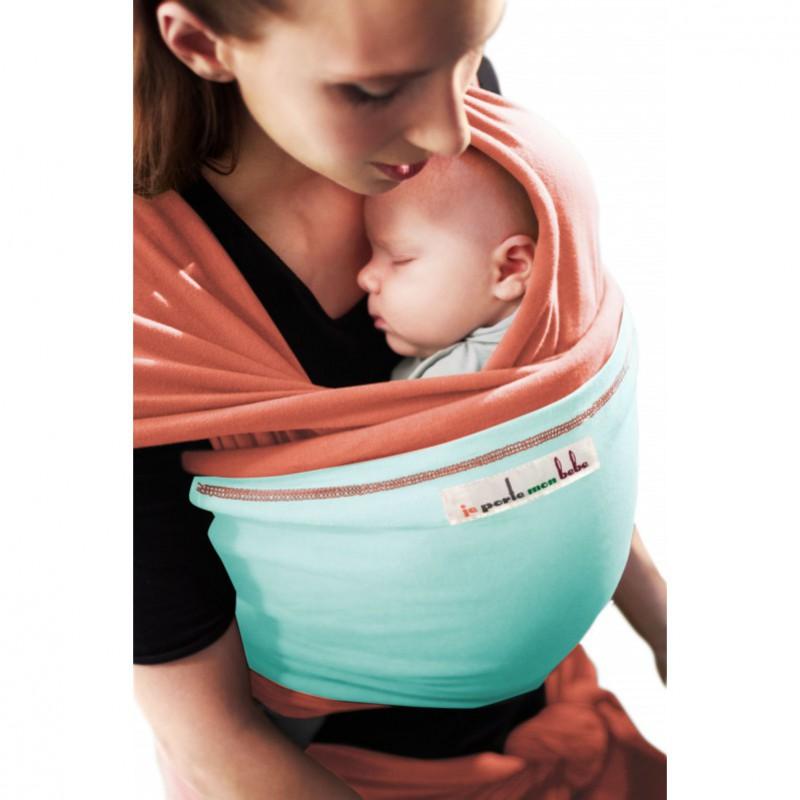 Test de l'écharpe Je Porte Mon bébé (JPMBB) Originale